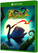 Grim Legends 2: Song of the Dark Swan Xbox One Cover Art