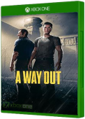 A Way Out Xbox One Cover Art