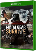 Metal Gear Survive video game, Xbox One, xone
