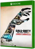 Call of Duty: Black Ops III - Zombies Chronicles Xbox One Cover Art
