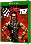 WWE 2K18 Xbox One Cover Art