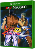 ACA NEOGEO: Art of Fighting 2 Xbox One Cover Art