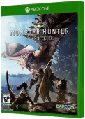 Monster Hunter: World video game, Xbox One, xone