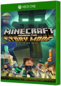 Minecraft: Story Mode Season Two Xbox One Cover Art