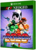 ACA NEOGEO: Super Baseball 2020 Xbox One Cover Art