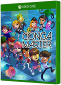 Conga Master Xbox One Cover Art