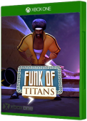 Funk of Titans Xbox One Cover Art