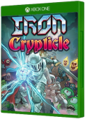 Iron Crypticle Xbox One Cover Art
