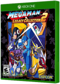 Mega Man Legacy Collection 2 Video Game