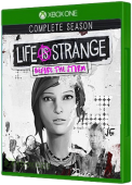 Life is Strange: Before the Storm Xbox One Cover Art