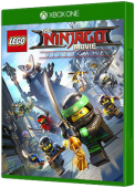 The LEGO Ninjago Movie Video Game Xbox One Cover Art