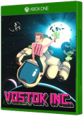 Vostok Inc Xbox One Cover Art