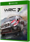 WRC 7 Xbox One Cover Art