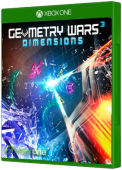 Geometry Wars 3: Dimensions Xbox One Cover Art