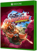 Pressure Overdrive Xbox One Cover Art