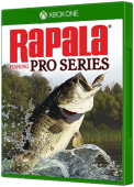 Rapala Fishing Pro Series Xbox One Cover Art