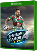 Rugby League Live 4 Video Game