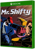 Mr. Shifty Xbox One Cover Art