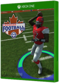 Canadian Football 2017 Xbox One Cover Art