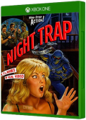 Night Trap: 25th Anniversary Edition Xbox One Cover Art