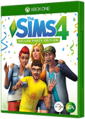 The Sims 4 Xbox One Cover Art