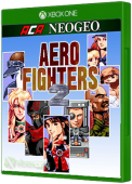 ACA NEOGEO: Aero Fighters 2 Xbox One Cover Art