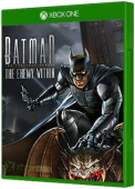 Batman: The Telltale Series - The Enemy Within Xbox One Cover Art