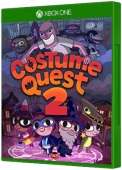 Costume Quest 2 Xbox One Cover Art