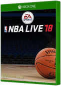 NBA Live 18 Xbox One Cover Art