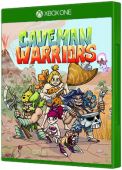 Caveman Warriors Xbox One Cover Art