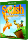 Squish and the Corrupted Crystal Xbox One Cover Art