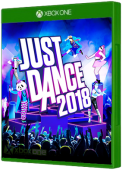 Just Dance 2018 Xbox One Cover Art
