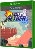 Rivals of Aether Xbox One Cover Art