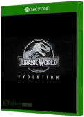 Jurassic World: Evolution Xbox One Cover Art