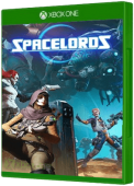 Spacelords Xbox One Cover Art