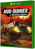 Spintires: MudRunner Xbox One Cover Art