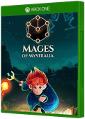 Mages Of Mystralia Xbox One Cover Art