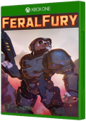 Feral Fury Xbox One Cover Art