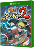 NARUTO SHIPPUDEN: Ultimate Ninja STORM 2 Xbox One Cover Art