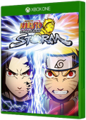 NARUTO: Ultimate Ninja STORM Xbox One Cover Art