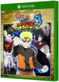 NARUTO SHIPPUDEN: Ultimate Ninja STORM 3 Xbox One Cover Art