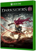 Darksiders III Xbox One Cover Art