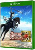 Dynasty Warriors 9 Xbox One Cover Art