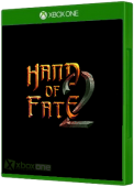 Hand of Fate 2 Xbox One Cover Art