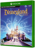 Disneyland Adventures Xbox One Cover Art