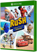 Rush: A Disney-Pixar Adventure Xbox One Cover Art