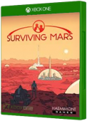 Surviving Mars Xbox One Cover Art