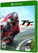 TT Isle of Man: Ride on the Edge Xbox One Cover Art