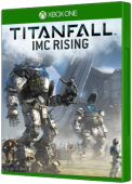 Titanfall: IMC Rising Xbox One Cover Art