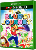 ACA NEOGEO: Blue's Journey Xbox One Cover Art